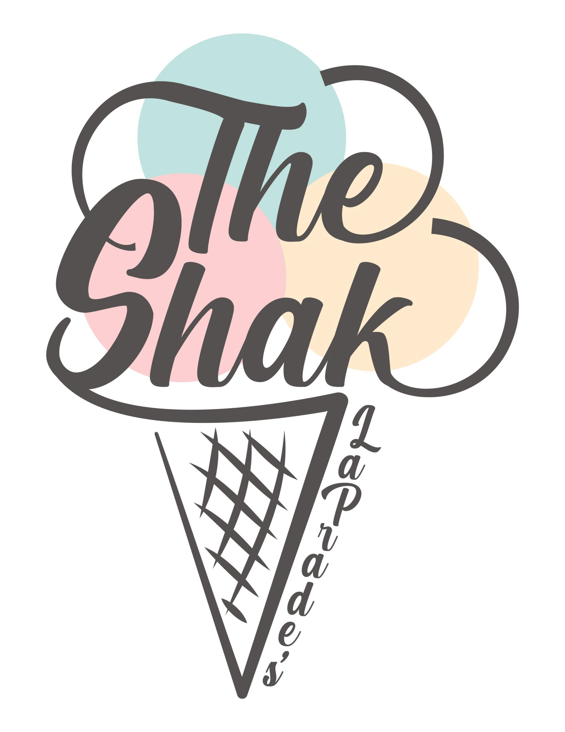 The Shak Ice cream Logo